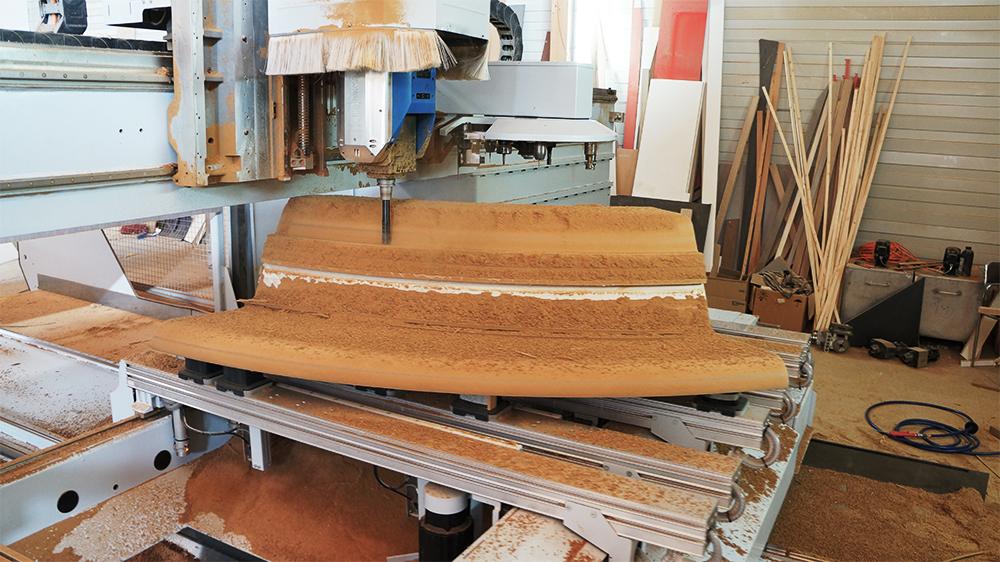 Holzvision Füreder - Technik