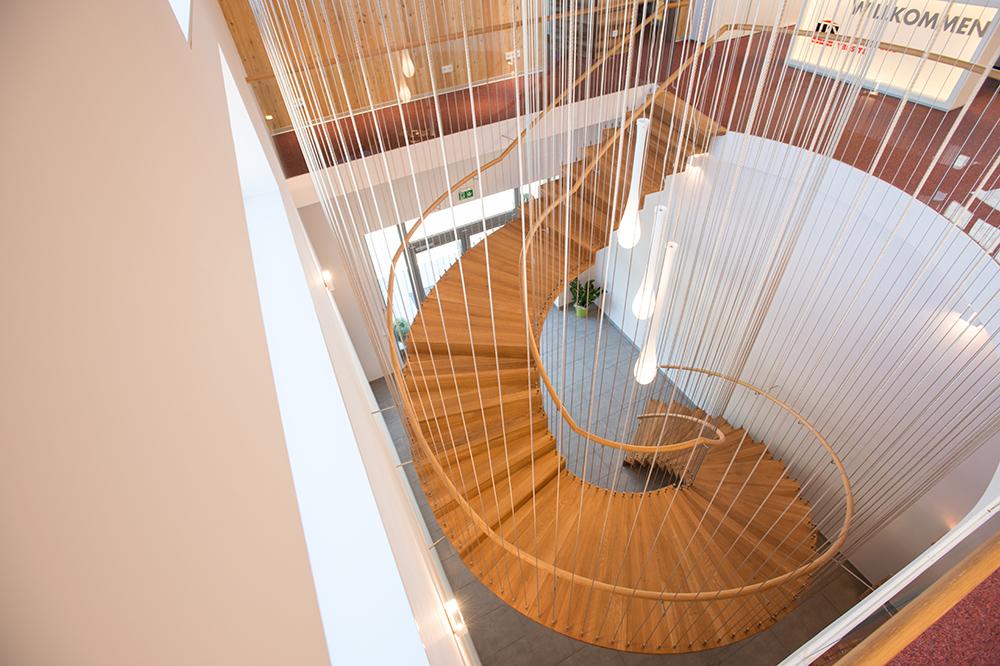 Treppe Holzvison Füreder